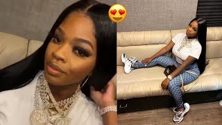 JT ( City Girls ) is home free from prison | October 8 2018