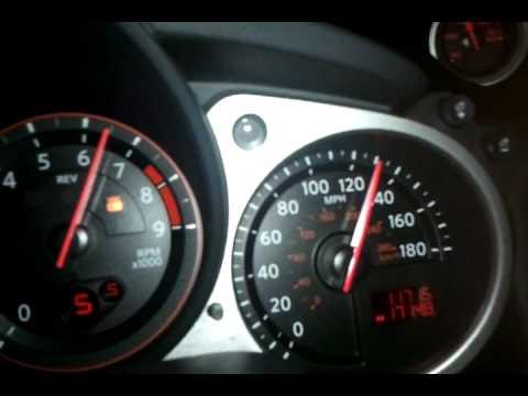 Nissan 370z Top Speed >> 370z Top Speed Youtube
