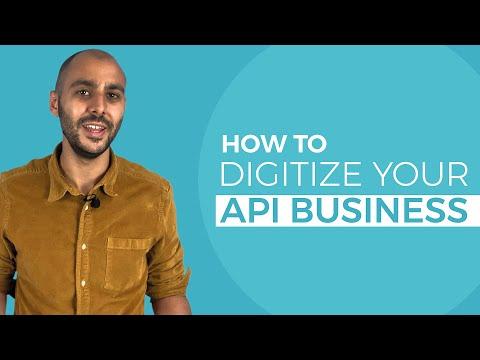 How to digitize your pharma API business