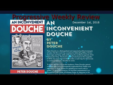Progressive Weekly Review with Laura, Amos, and John - Special Guest Peter Douche