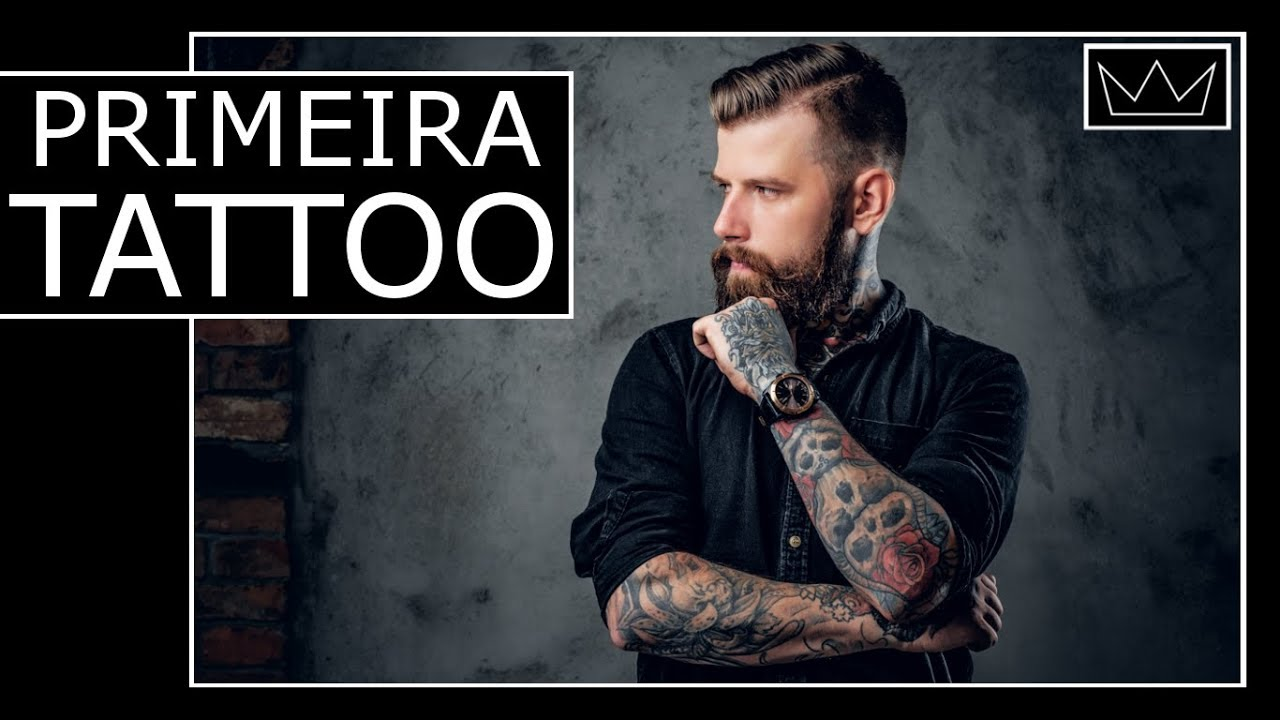Como Escolher Tatuagem Homem 6 dicas para a sua primeira tatuagem