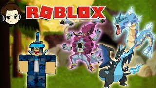 Roblox Indonesia Pokemon Brick Bronze-this RARE POKEMON FOR OPPONENTS GYM LEADER #17