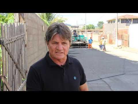 Recapeamento de ruas em Pingo D'água - Tempo de Reconstruir