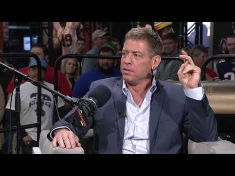 Troy Aikman on The Dan Patrick Show (Full Interview) 2/3/17