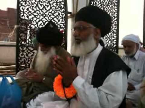 Dua after Khatm-e-khawajgan at Syed Ali Hajveri