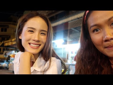 my-pretty-thai-friend!-(thailand's-floating-market-and-food-trip-in-chinatown)