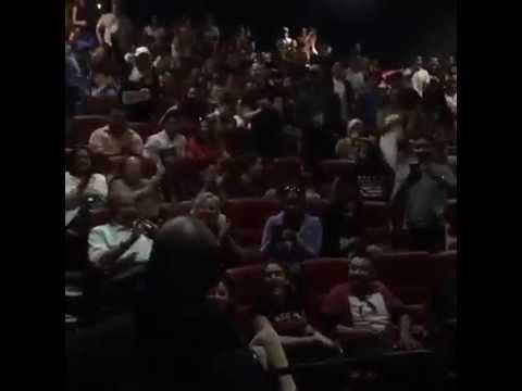 Tyrese Gibson at Cinema LA