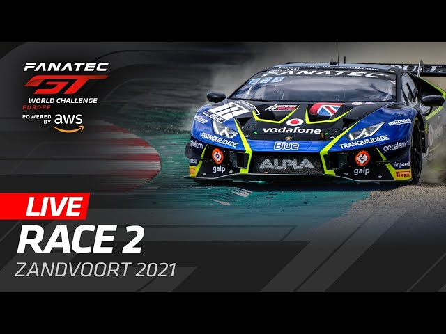 RACE 2   ZANDVOORT   GT WORLD CHALLENGE EUROPE    ENGLISH
