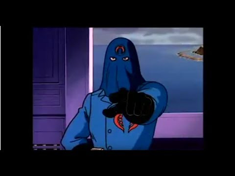 COBRA COMMANDER-IN-CHIEF: EPISODE 4 -  NEED WALL