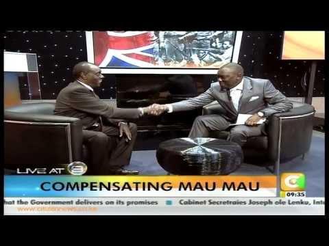 Citizen Interview With Paul Muite on Mau Mau Compensation