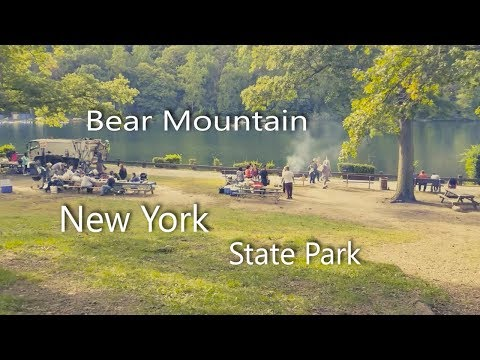 Bear Mountain New York State Park| New York Tourist Attraction| 4k