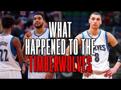 What Happened To The Timberwolves' FUTURE NBA DYNASTY?!
