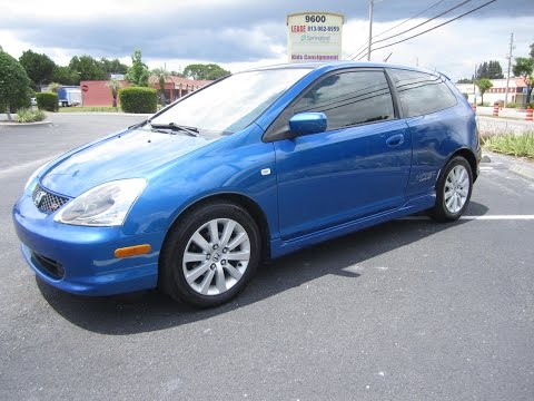 SOLD 2004 Honda Civic Si i-VTEC One Owner Meticulous Motors Inc Florida For Sale