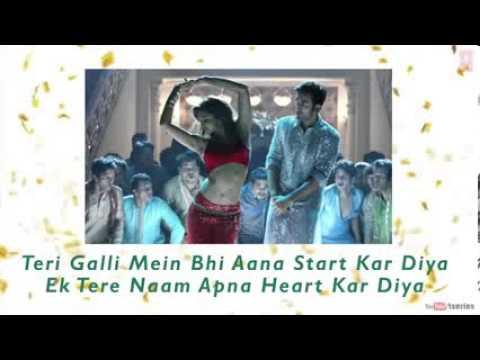 Dilli Wali Girlfriend Lyrical Video Song Yeh Jawaani Hai Deewani  Ranbir Kapoor, Deepika Padukone