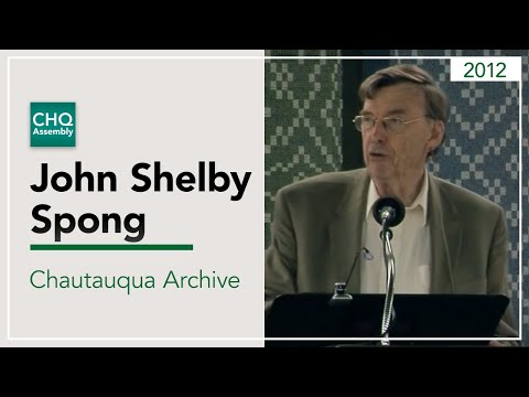 John Shelby Spong - The New Testament: An Evolving Story