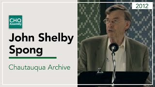 John Shelby Spong - The New Testament: An Evolving Story