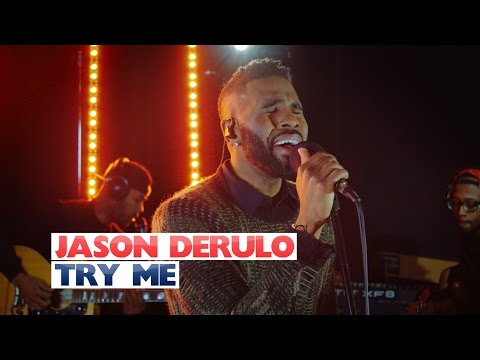 Jason Derulo - 'Try Me' (Capital Session)