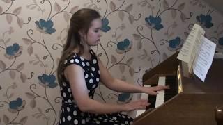 """J. S. Bach - III Trio-Sonata d-moll BWV 527, mov. 3 """"Vivace"""""""