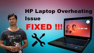 HP Laptop Deassembling & Assembling Step by Step  - Fix Overheating issue !!!