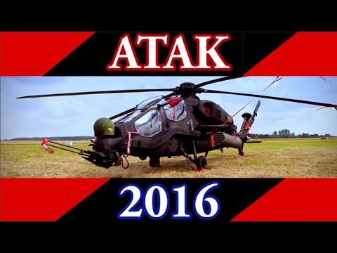 ATAK T129 Son Durum ve Tüm Detaylar 2016 HD