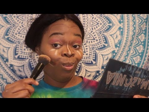 I tried doing a makeup tutorial for the first time - FUNNY
