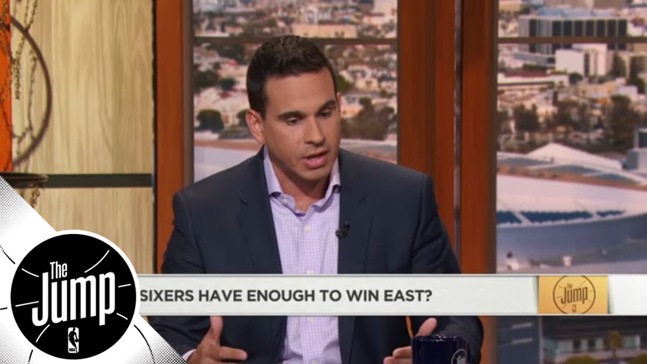 Do the Philadelphia 76ers have enough to win the Eastern Conference?   The Jump   ESPN