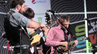 Punch Brothers - Kid A and Wayside  live at SXSW 2012 for WFUV