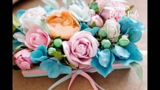 Обзор свадебного декора и украшений ручной работы