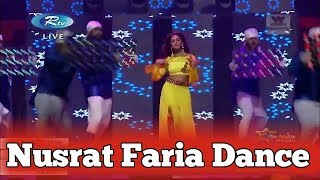 RTV Live Star Award 2019 | Nusrat Fariya Dance|