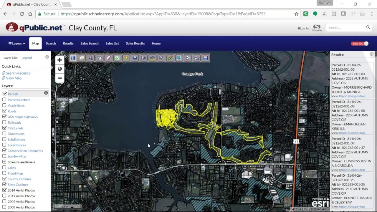 Beacon & qPublic net | Schneider Geospatial