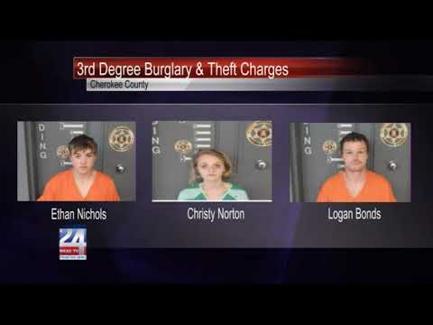 Three People Facing Burglary Charges After Breaking Into Spring Garden High School