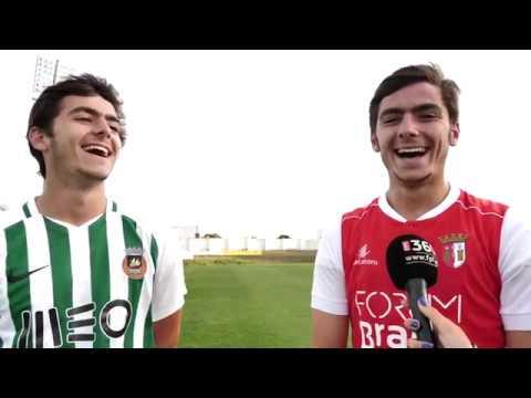 Liga Revelação: Rio Ave 1-2 SC Braga