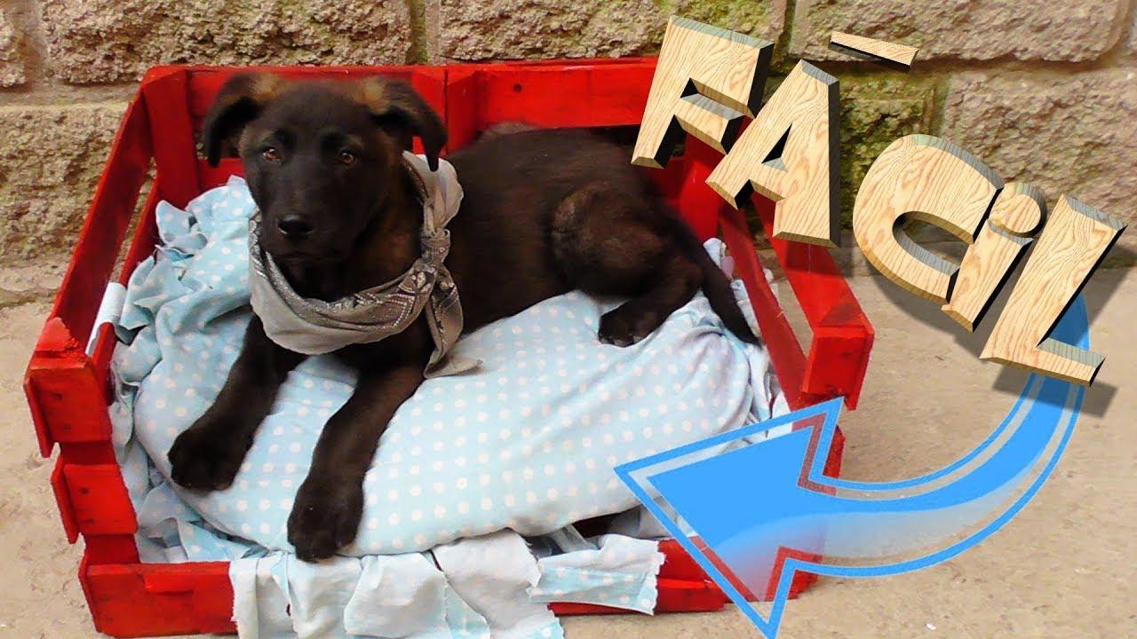 Como hacer una cama para perro reciclada youtube - Como hacer camitas para perros ...