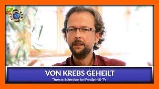 VON KREBS GEHEILT / Thomas Schmelzer bei Free Spirit®-TV