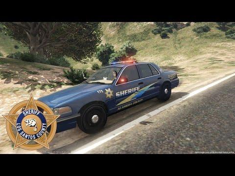GTA 5 - LSPDFR 0.3.1 - Episode 37 - Alameda County Sheriff!