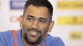 Happy to step down and contribute as a player: Dhoni thumbnail