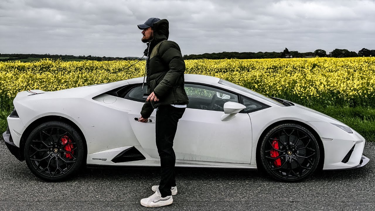 How Expensive is it to Finance a Lamborghini...