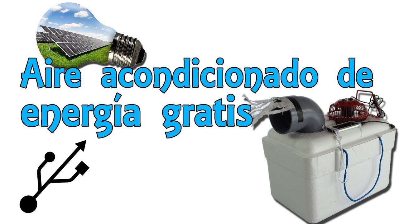 Aire Acondicionado Casero Port 225 Til Experimentos Caseros