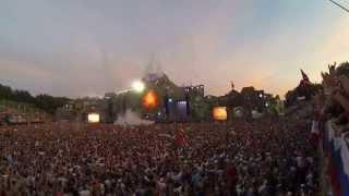 "Video Nicky Romero vs David Guetta vs Afrojack Tomorrowland ""BOOYAH"" - Showtek. download MP3, MP4, WEBM, AVI, FLV April 2018"
