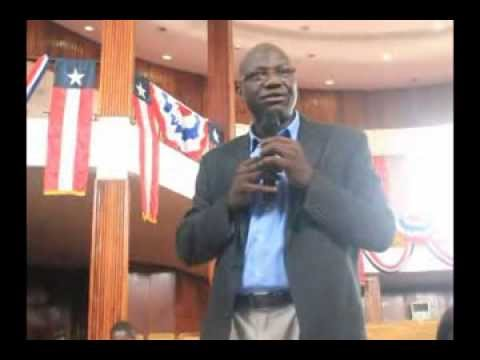 LIBERIA PAC HEARING  ON THE MINISTRY OF JUSTICE PRISON SYSTEM