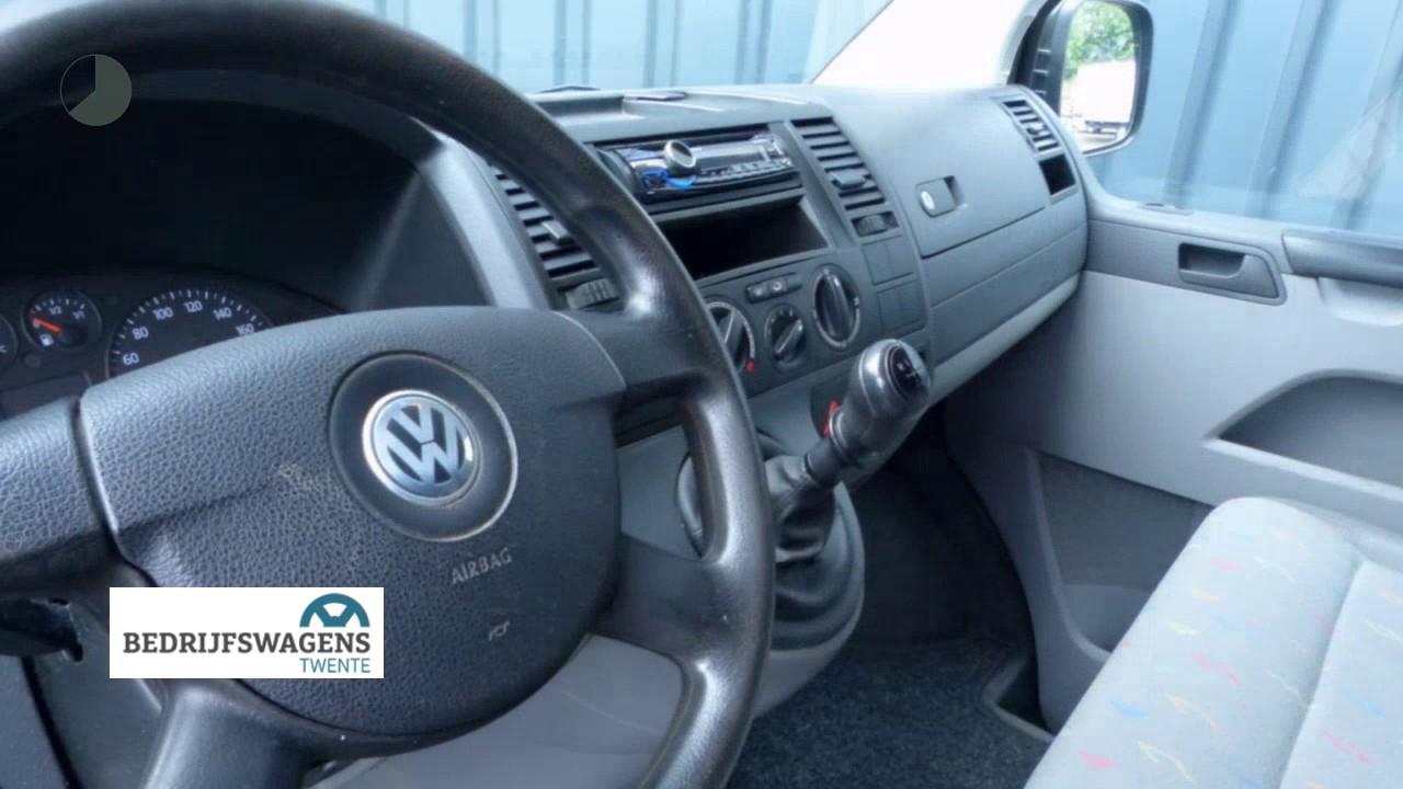 Volkswagen Transporter T5 19 Tdi 105 Pk Kwb 17 Velgen