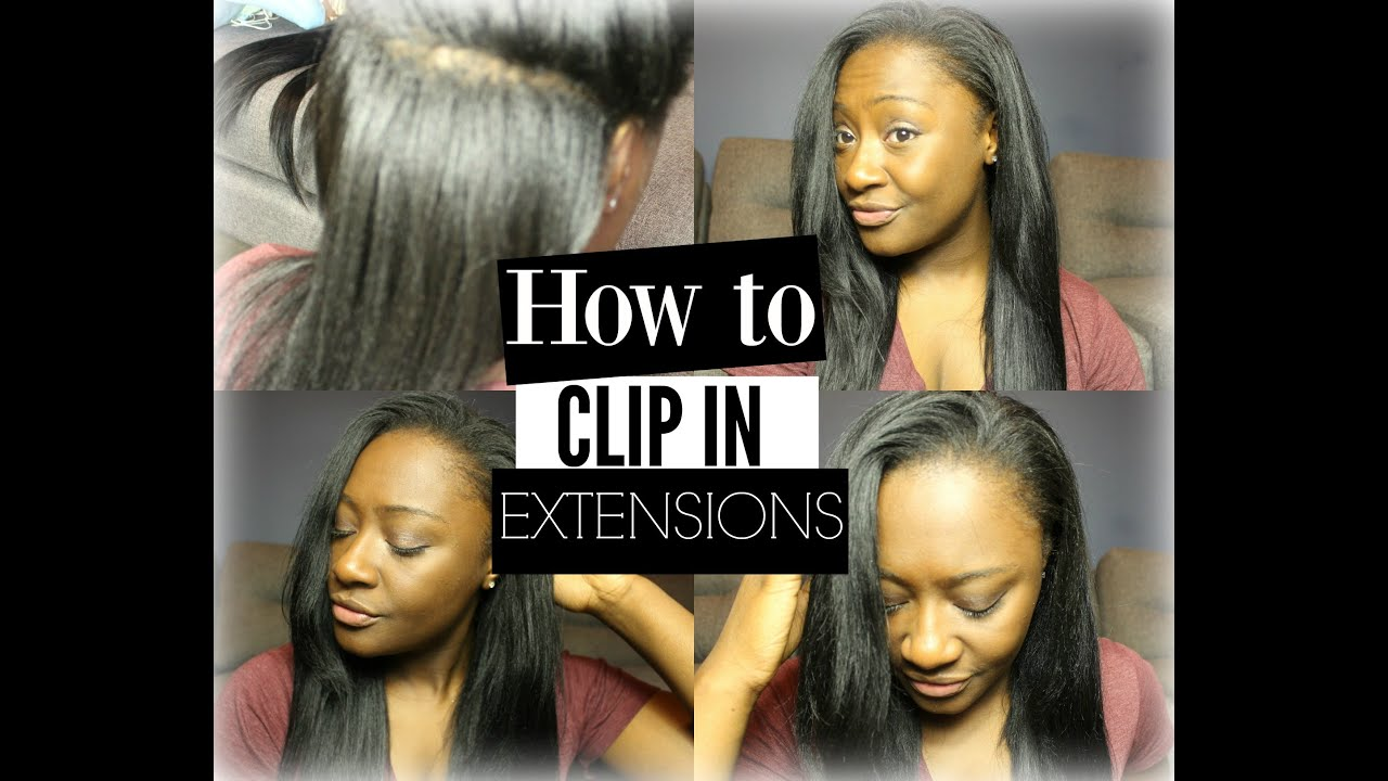 How to install clip in hair extensions blending techniques how to install clip in hair extensions blending techniques pmusecretfo Image collections