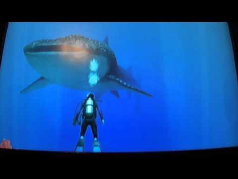Endless Ocean 2 Animals: Whale Shark