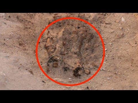 Ungewöhnliche Entdeckungen in Gräbern in der Nähe des Nils!