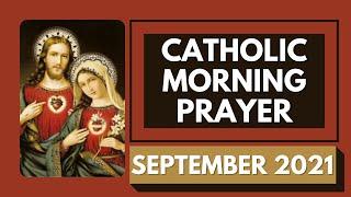 Catholic Morning Prayer Sęptember 2021 | Catholic Prayers For Everyday