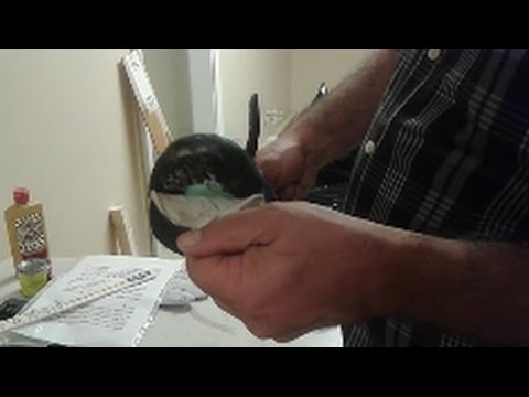 How To Fix A Shoe Sole Separation -  For Ever - Using Epoxy -D.I.Y