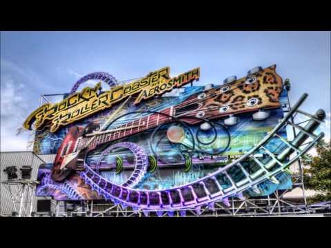 Rock 'n' Roller Coaster avec Aerosmith - Safety Onboard (FR & EN)