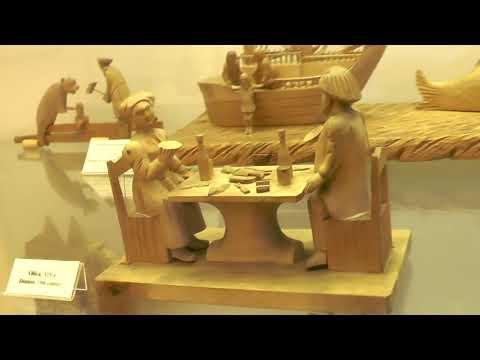 Богородская игрушка на экспозиции Русского музея. Онлайн-экскурсия