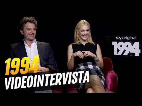 1994 - Intervista A Guido Caprino E Miriam Leone