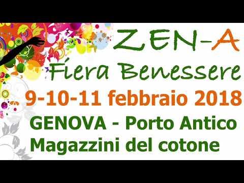 ER Yoga e Pilates ASD con Elena Roccatagliata a Fiera Benessere Genova 2018